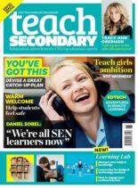 Teach Secondary – Volume 9 Issue 6 – September-October 2020