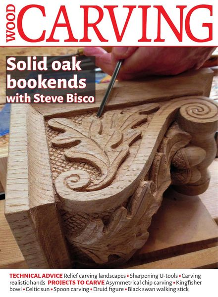 Woodcarving – Issue 180 – April 2021