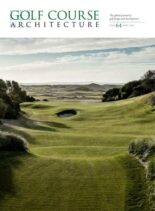 Golf Course Architecture – Issue 64 – April 2021