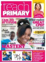 Teach Primary – Volume 10 Issue 1 – January 2016