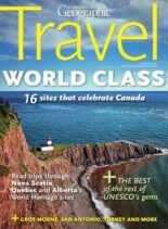 Canadian Geographic – Summer 2013