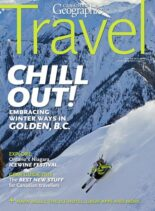 Canadian Geographic – November 2014