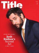 Fashion Magazine – Spring 2018