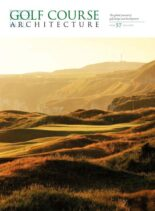 Golf Course Architecture – Issue 57 – July 2019