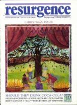Resurgence & Ecologist – Resurgence, 179 – November – December 1996