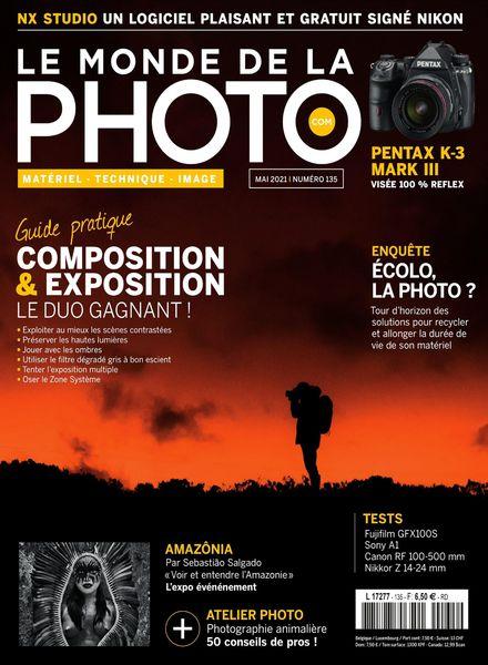 Le monde de la photo – Mai 2021