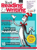 Teach Primary – Reading & Writing – 21 October 2016