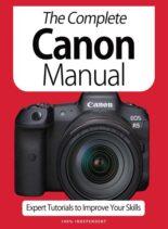The Complete Canon Camera Manual – April 2021