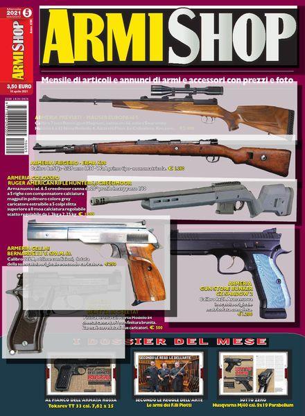 Armi Shop – Maggio 2021