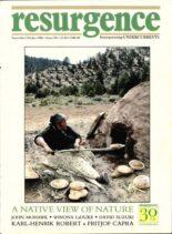 Resurgence & Ecologist – Resurgence, 178 – Sepember – October 1996