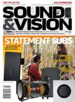 Sound & Vision – April 2021