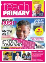Teach Primary – Volume 8 Issue 7 – October 2014