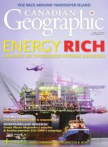 Canadian Geographic – June 2014