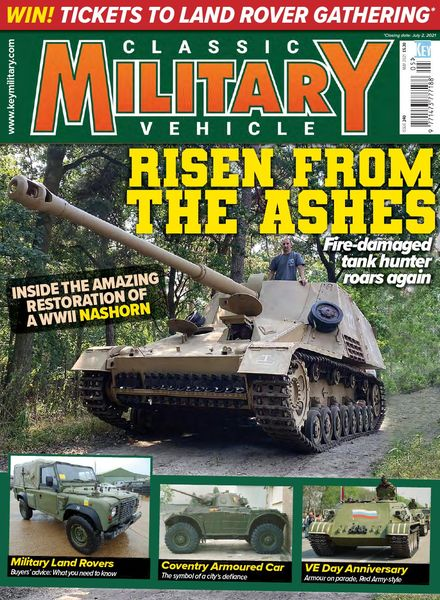 Classic Military Vehicle – May 2021