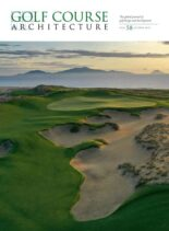 Golf Course Architecture – Issue 58 – October 2019
