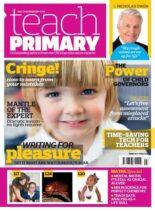 Teach Primary – Volume 10 Issue 7 – October 2016