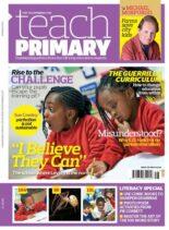 Teach Primary – Volume 7 Issue 8 – November 2013