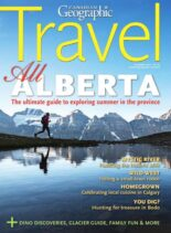 Canadian Geographic – May 2014