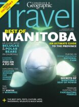 Canadian Geographic – May 2015