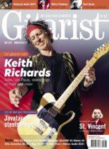 Gitarist Netherlands – mei 2021