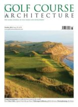 Golf Course Architecture – Issue 30 – October 2012