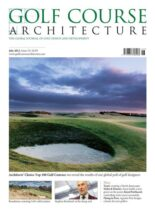 Golf Course Architecture – Issue 33 – July 2013