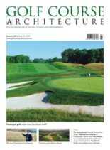 Golf Course Architecture – Issue 35 – January 2014