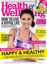 Health & Wellbeing – December 2020