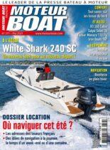 Moteur Boat – mai 2021