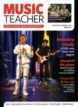 Music Teacher – May 2021