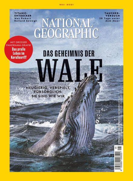 National Geographic Germany – Mai 2021