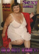 Sexy Grannies Adult Photo Magazine – April 2021