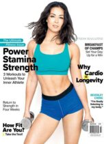 Strong Fitness – March-April 2021