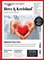 Tagesspiegel Gesundheit – Herz & Kreislauf – Juni 2020