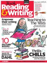 Teach Primary – Reading & Writing – 19 October 2016