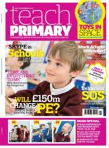 Teach Primary – Volume 7 Issue 4 – May 2013