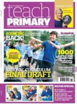 Teach Primary – Volume 7 Issue 6 – September 2013