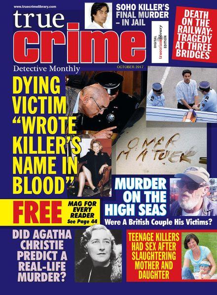 True Crime – October 2017