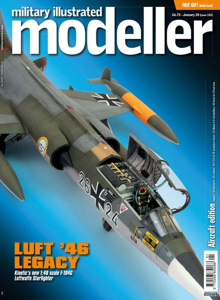 Military Illustrated Modeller – Issue 105 – January 2020