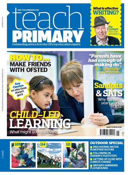 Teach Primary – Volume 7 Issue 3 – April 2013