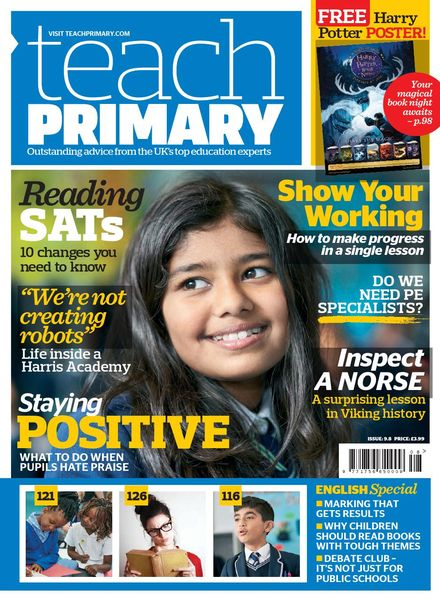 Teach Primary – Volume 9 Issue 8 – November 2015
