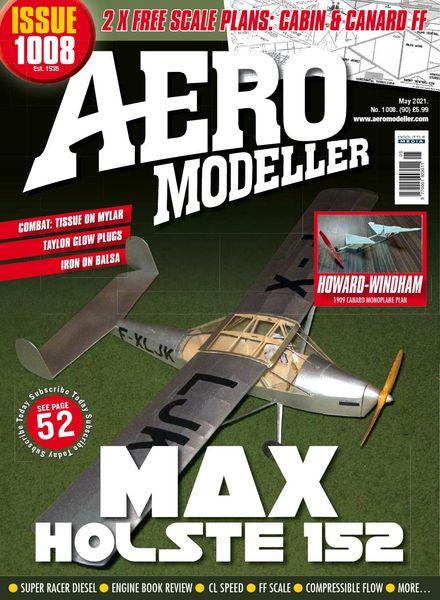 Aeromodeller – Issue 1008 – May 2021
