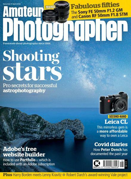 Amateur Photographer – 17 April 2021