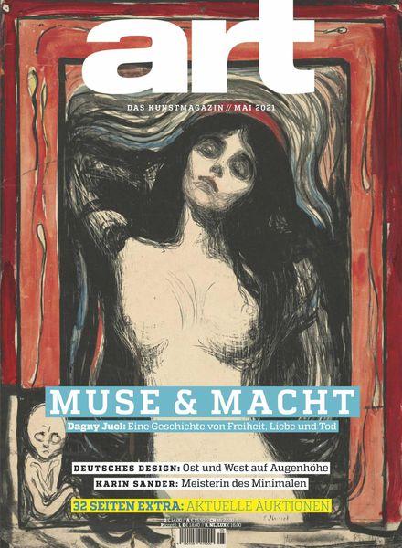 Art Magazin – Mai 2021