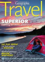 Canadian Geographic – Fall 2013