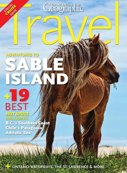 Canadian Geographic – March 2015
