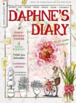 Daphne's Diary Deutsch – April 2021