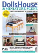 Dolls House & Miniature Scene – Issue 324 – May 2021