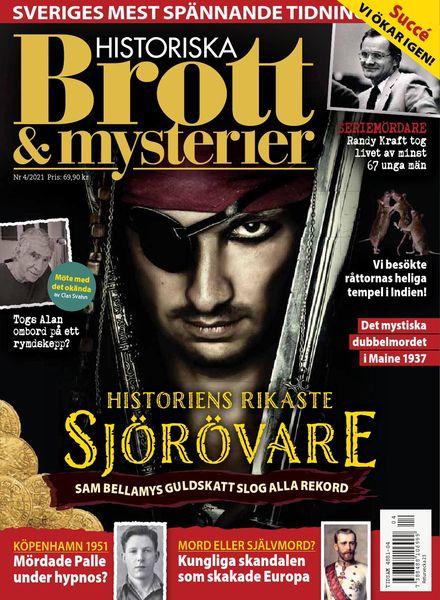 Historiska Brott & Mysterier – april 2021