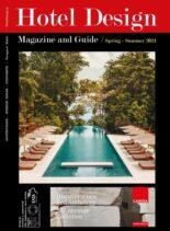Hotel Design Magazine – Spring-Summer 2021